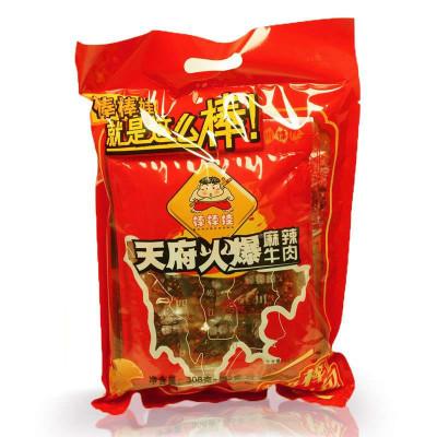 四川特产 棒棒娃 精选礼包308g 46元(满200-100 约25元/份)