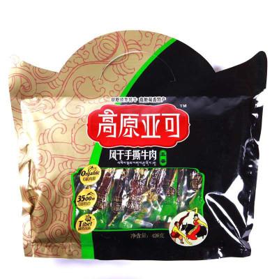 棒棒娃高原亚可风干手撕(五香味)426g ¥127.9,叠加200-100