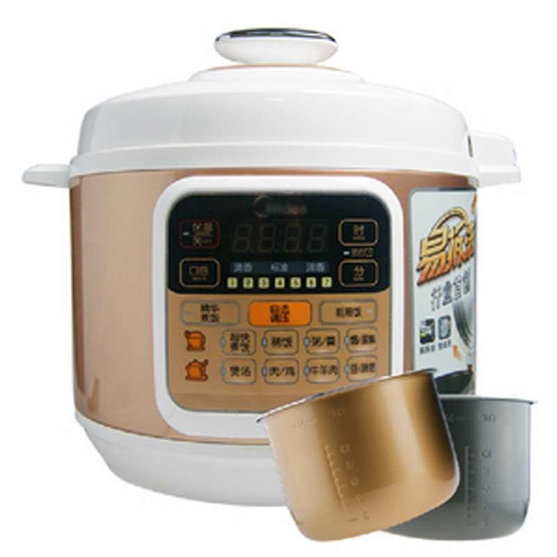 美的电压力锅13PLS508A【报价、价格、评测