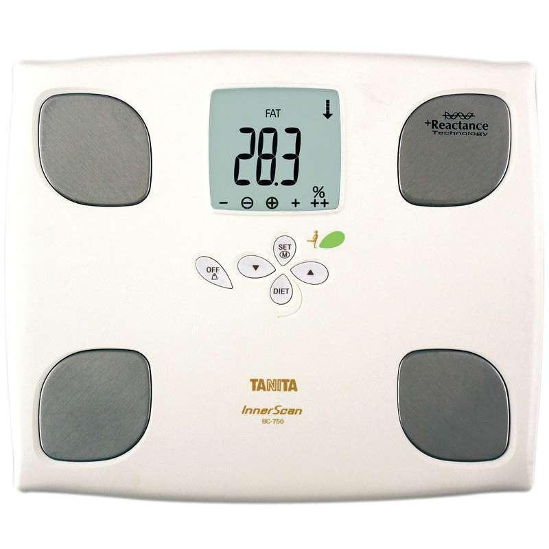 百利达人体脂肪秤测量仪bc-750(白色),百利达人体脂肪秤测量高清图片