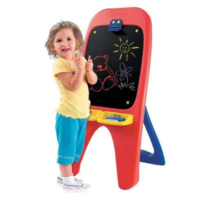 美国绘儿乐 Crayola DIY儿童文具 5007 绘画工具 单面大画板 289元(满288-100 即189元包邮 限华北、华东)