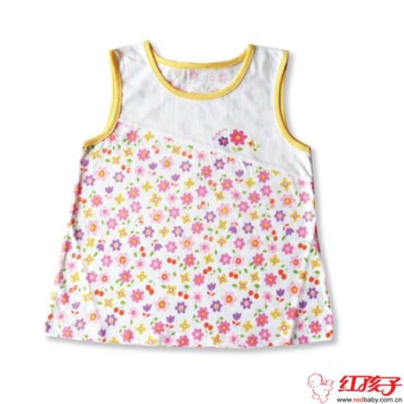 母婴 宝宝靓装 童装 裙子 可爱洛彼短款连身裙b8228-s