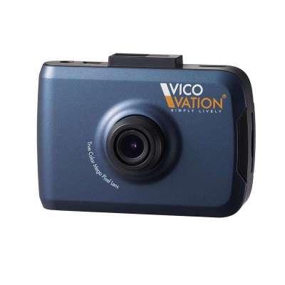 VICO VATION 视连科 TF1 行车记录仪(1080p、夜拍效果好、位移监测)