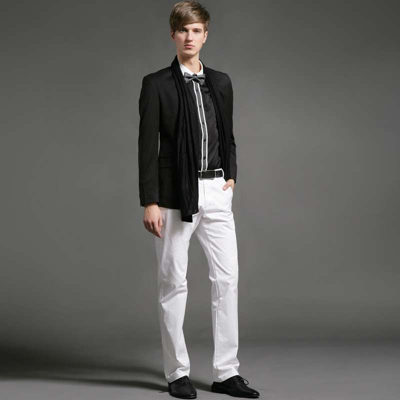 时尚西服男图片图片