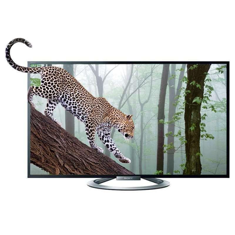 索尼彩电KDL-55W800A 高清3D电视¥7899 返券400元现金券,Motionflow XR400驱动