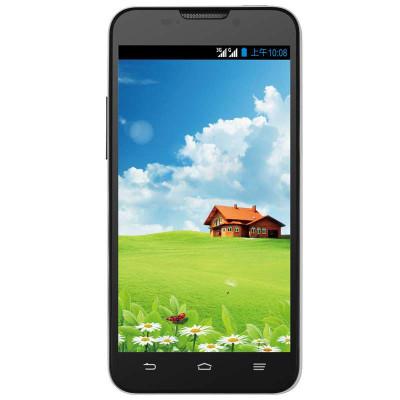 ZTE 中兴 V967S  智能手机(5寸IPS、WCDMA双卡双待、四核)