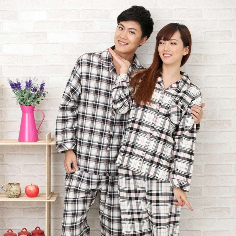 顶呱呱 纯棉睡衣套装