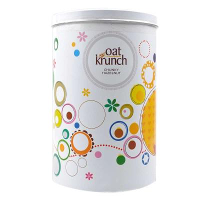 munchy's麦奇 榛子燕麦饼干420g¥50.5*0.5=¥25.25