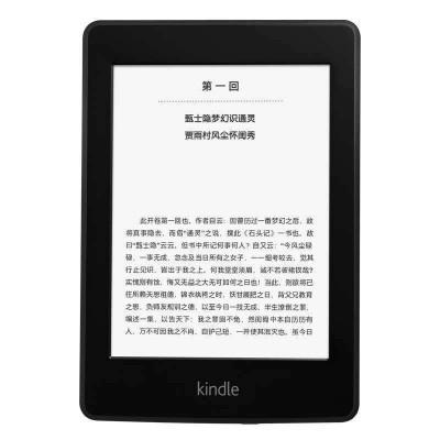 亚马逊 Kindle Paperwhite 电子书阅读器   849元 (可用500返券)