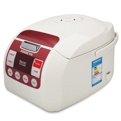 Povos 奔腾 FE452 电脑版 智能电饭煲 4L 红色 139元包邮