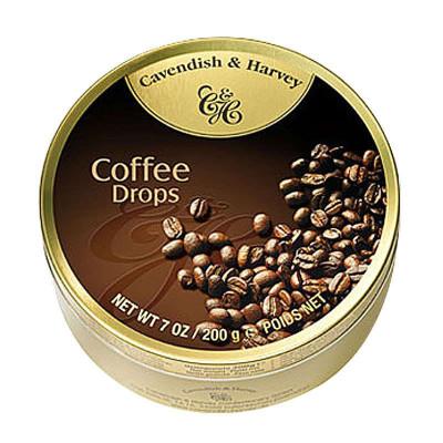 嘉云糖咖啡味200g