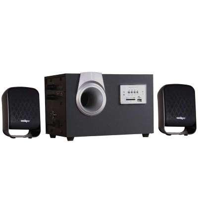 TEINURO 神州天乐TL-M2118B多媒体有源2.1插卡播放器音响 139元(下单立减10元 即129元包邮)