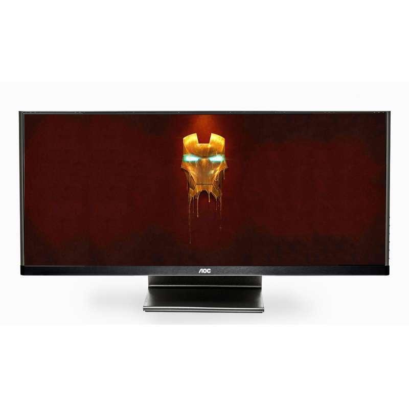 大长屏:AOC LV291HQM 29英寸LED背光 IPS 21:9宽屏液晶显示器(钛金色)¥2529 送支架