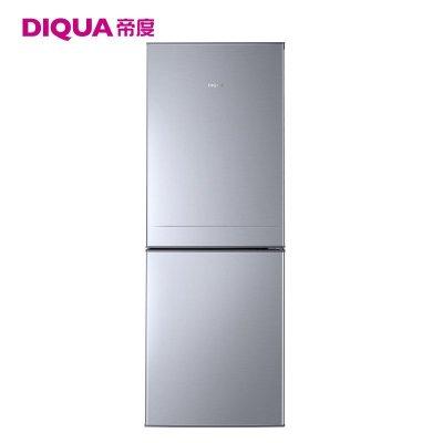 DIQUA帝度 BCD-180Y 亮银横纹冰箱 ¥998