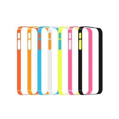 MYFACE 七彩心情 iphone4s 保护壳 9元包邮(另有iphone5保护壳)