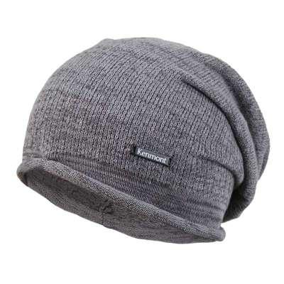 帽子 kenmont凯蒙特秋冬季男士帽子