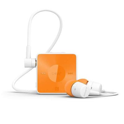 索尼NFC耳机 SBH20 橙色、粉色