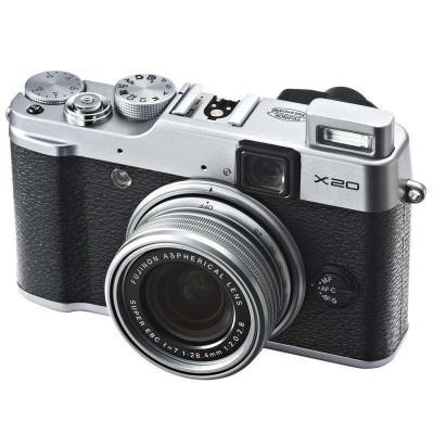 Fujifilm富士 FinePix X20 数码相机 ¥2599