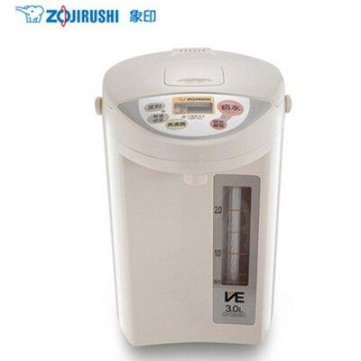 ZOJIRUSHI象印 CV-CSH30C-CL微电脑真空电热水瓶 电热水壶3L ¥699