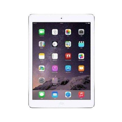 苹果 iPad Air WiFi版 9.7英寸平板电脑 16G 银色 MD788CH/A ¥3488