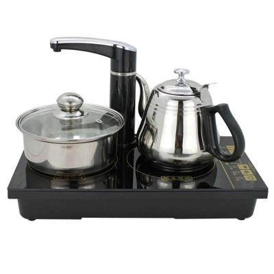 金康仕b211三合一电磁炉茶具烧水壶茶道电磁茶炉自动