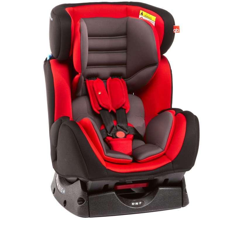 肩带靠背可调节汽车安全座椅