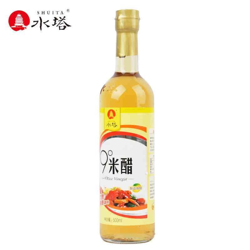 水塔9度米醋500ml【报价