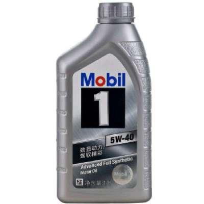 Mobil 美孚 美孚1号 全合成机油 SN 5W-40 4L*4瓶 整箱装