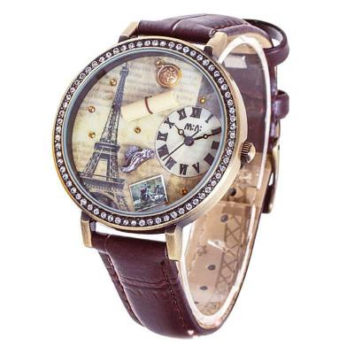 手工制作立体软陶手表