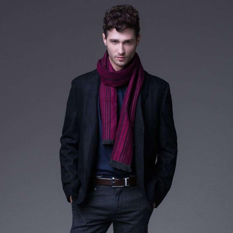 冬天男人外套衣服 呢子西装男