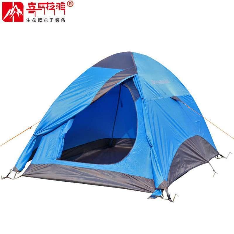 野外帐篷怎么安装图解