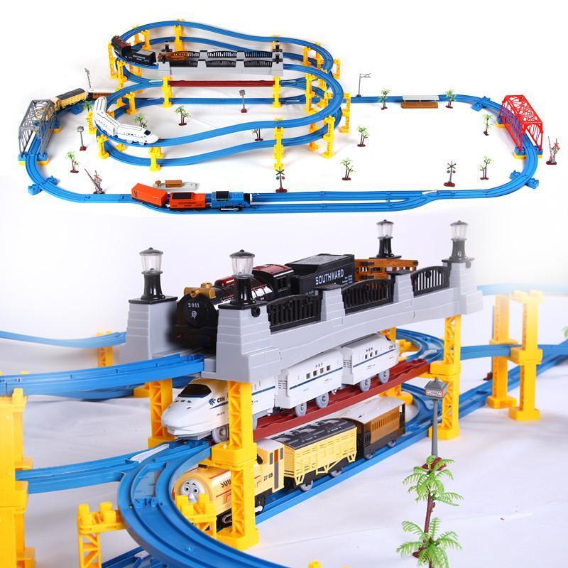 电动儿童玩具火车