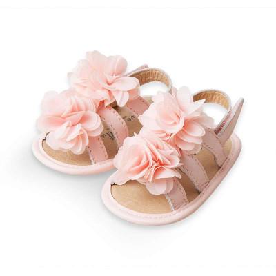 vebella女童2014婴儿真皮凉鞋 宝宝绣花露趾夏季凉鞋DB206A怎么样图片