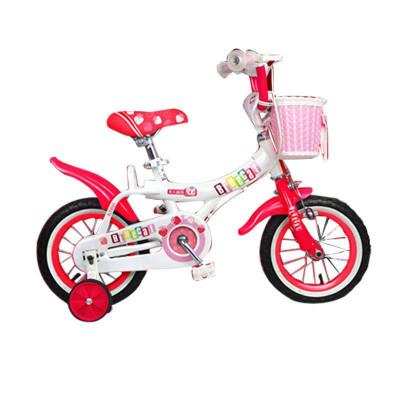 永久 新款儿童自行车蓝猫12寸