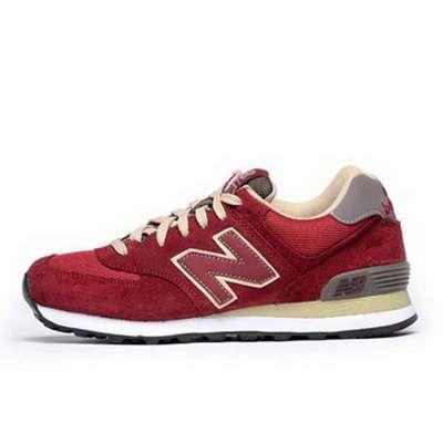 酒红色nb鞋怎么搭配