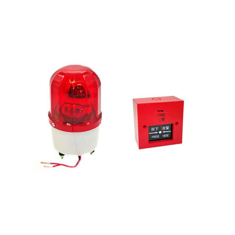 火警报警方法_火灾消防联动报警器500怎样使用