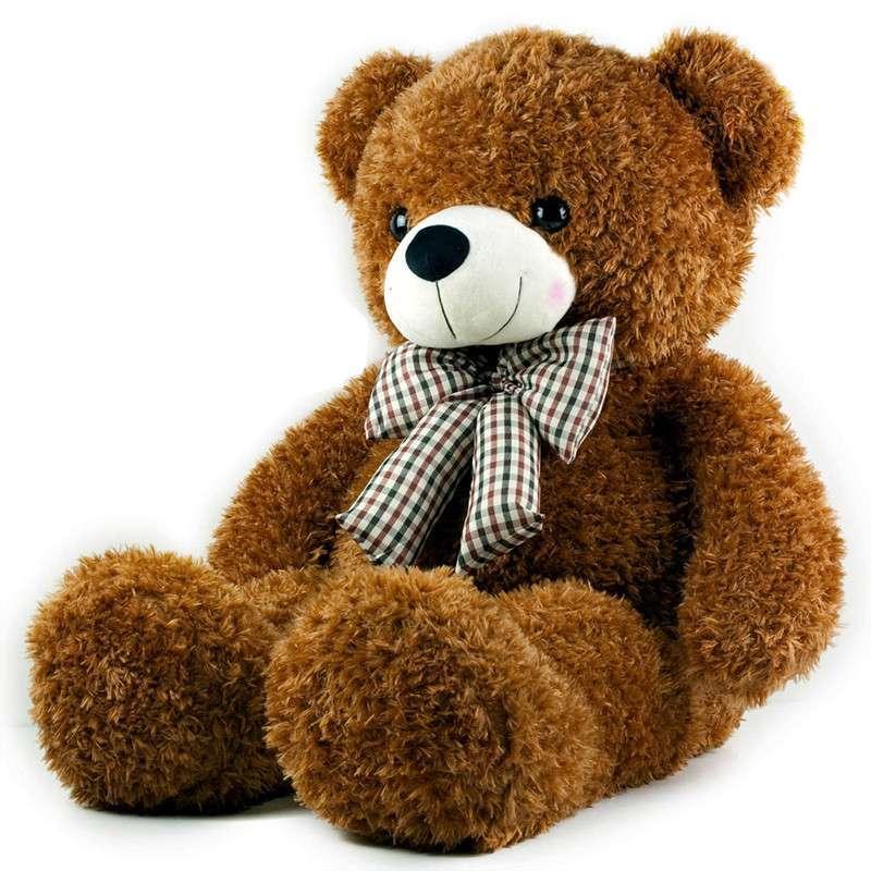 泰迪熊毛绒玩具大号公仔玩偶 可爱布娃娃 抱抱熊送女生新年礼品 情人