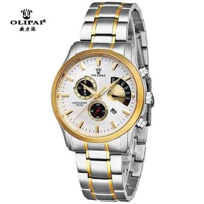 瑞士手表欧力派手表正品手表时装表计时码表男士手表jt6015高清图片