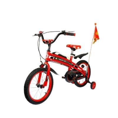 小金童刀浪新款男孩儿童   自行车   单车12寸法拉利儿童高清图片