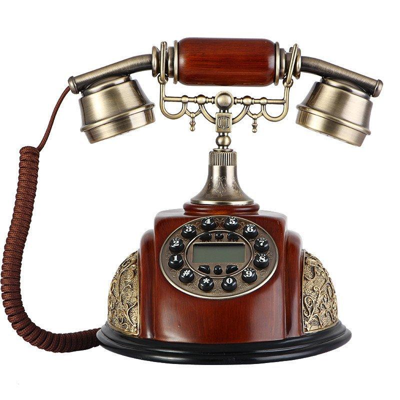 老式经典仿古欧式古董电话机