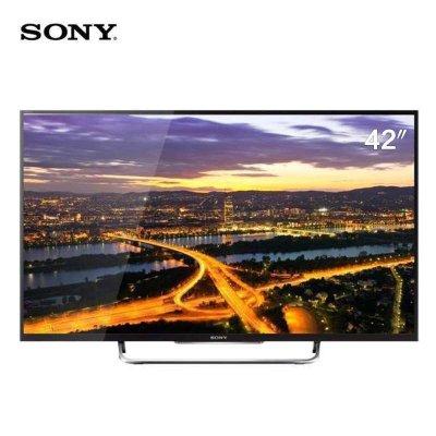 索尼KDL-42W800B 42英寸3D电视¥3999