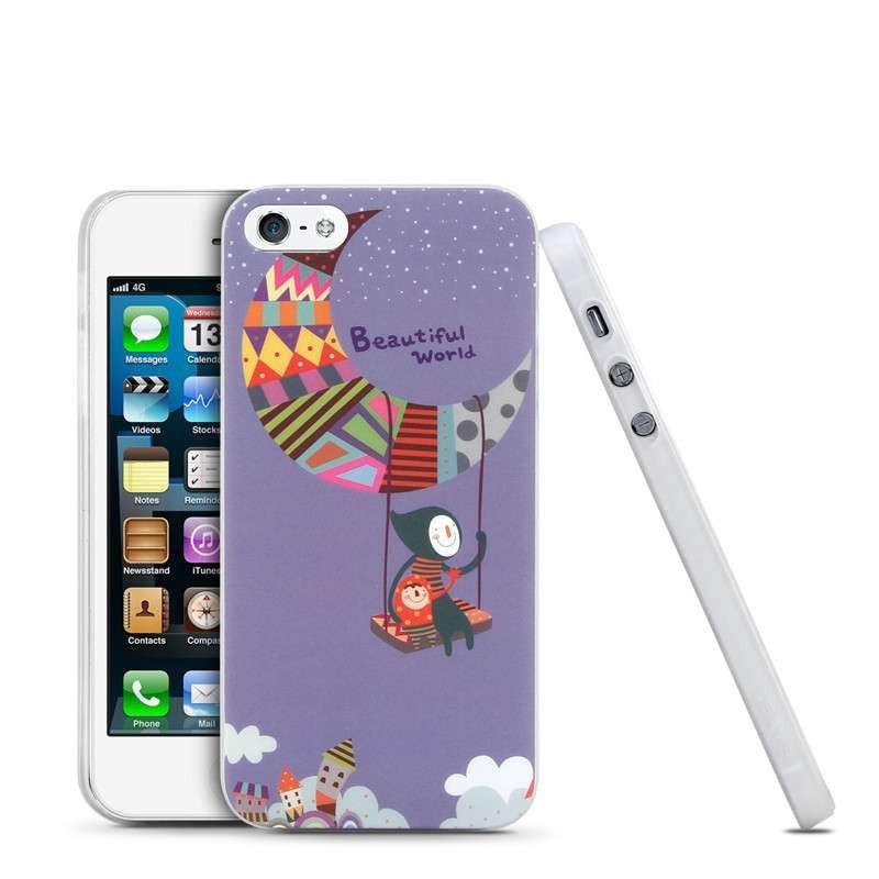 iphone5s月亮标志