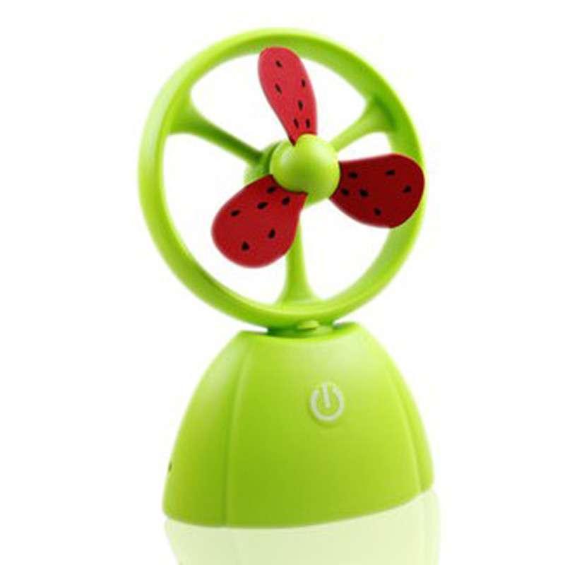 小风扇可爱动画图片