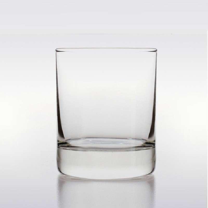 弓箭 乐美雅 水杯 透明杯子 玻璃杯 冷水杯 伊斯朗直身杯(6只装) 200