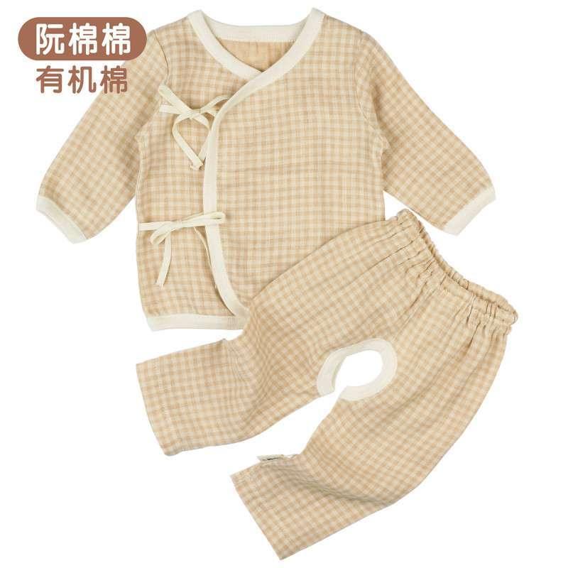 婴儿和尚服新生儿