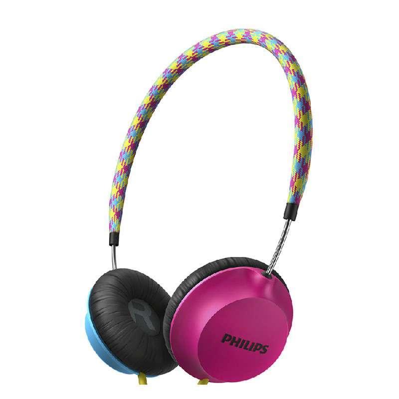 5100轻便时尚耳机头戴式潮男女可爱手机重低音耳机