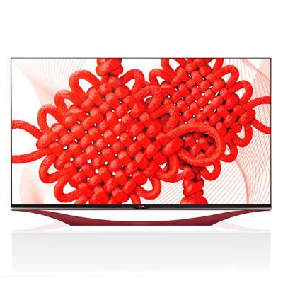 LG 55GB7800-cc 55英寸 全高清3D安卓智能无线wifiLED液晶电视