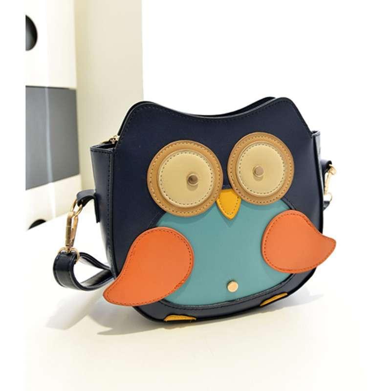 【】韩版2014新款可爱卡通超萌小企鹅迷你单肩包斜跨