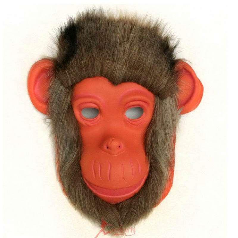 手工猴子面具图片大全