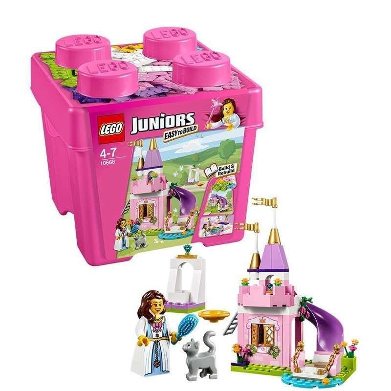 LEGO 乐高公主的城堡10668 早教 积木